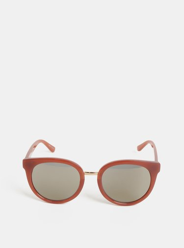 Vínové slnečné okuliare Pieces Betty
