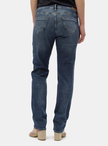 Tmavě modré dámské regular fit džíny Cross Jeans Rose