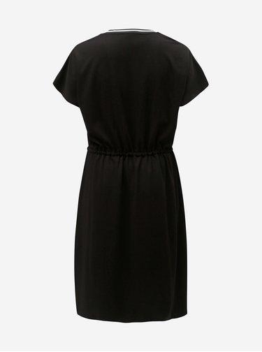 Černé šaty Zizzi Skylar