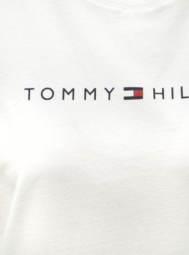 Bílé dámské tričko Tommy Hilfiger