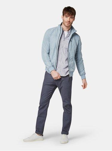 Jacheta barbateasca albastru deschis impermeabila Tom Tailor