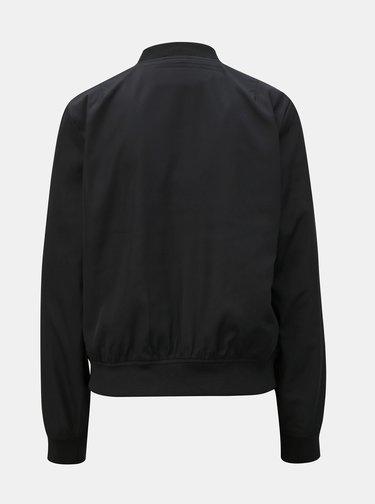 Čierny dámsky bomber Calvin Klein Jeans