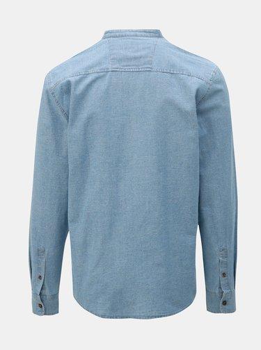 Svetlomodrá slim fit košeľa ONLY & SONS Toby