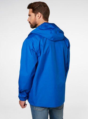 Modrá pánska nepremokavá tenká bunda HELLY HANSEN
