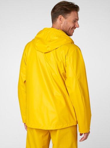 Žltá pánska tenká bunda HELLY HANSEN