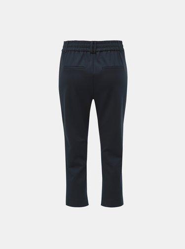 Pantaloni 3/4 albastru inchis ONLY Poptrash