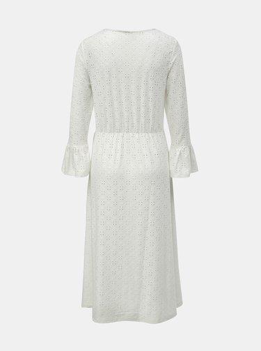 Biele šaty Jacqueline de Yong Cathinka