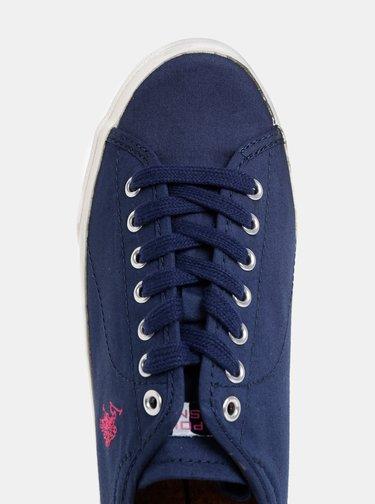 Pantofi sport albastru inchis de dama U.S. Polo Assn.