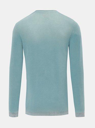 Pulover albastru deschis Shine Original