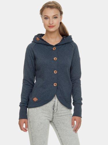 95e96f382cde Ružová dámska mikina s kapucňou Nike Sportswear Modern