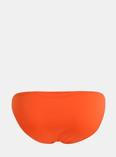 Oranžový spodný diel plaviek Dorothy Perkins