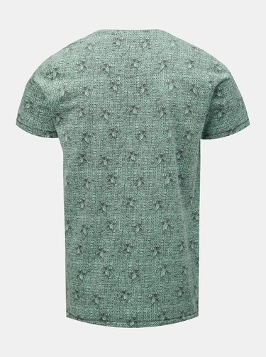 Tricou verde cu model Dstrezzed