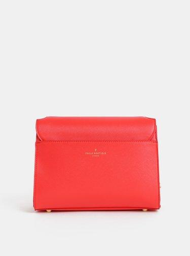 Červená crossbody kabelka Paul's Boutique Rita