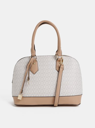 4d0f08d3bd8c Béžová dámská kabelka MARIA MARE Lisa