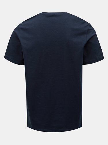 Tricou barbatesc albastru inchis adidas CORE Essentials