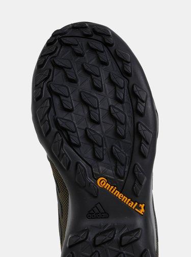 Zelené pánske tenisky adidas Performance Terrex AX3