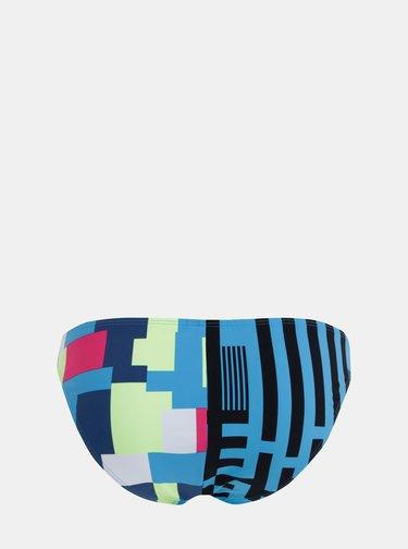 Slip de baie albastru de dama cu model adidas Performance Hipster
