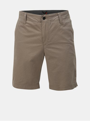 Pantaloni scurti barbatesti gri deschis regular fit Ragwear Karel Melange