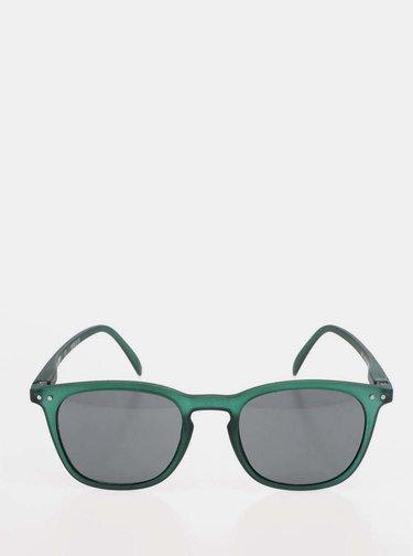 Zelené sluneční brýle s černými skly IZIPIZI #E
