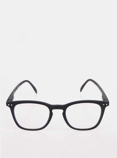 Čierne ochranné okuliare k PC IZIPIZI #E