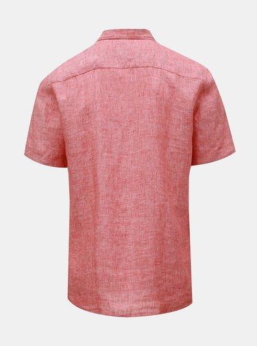 Camasa rosie din in ONLY & SONS Luke