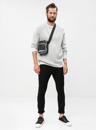 Blugi negri skinny Burton Menswear London
