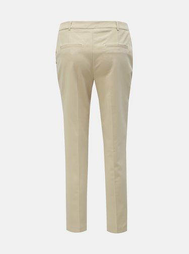 Pantaloni crem Dorothy Perkins Tall