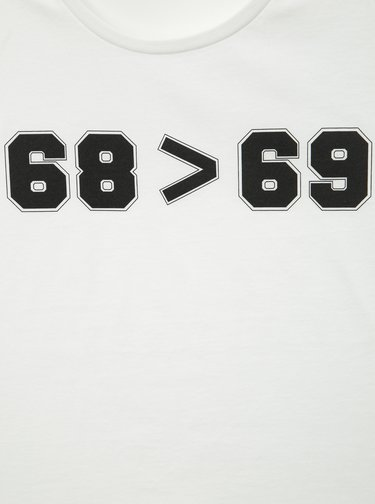 Biele dámske hokejové tričko ZOOT Original