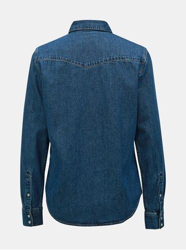 Modrá dámská classic fit džínová košile Levi's®