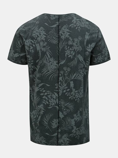 Tricou gri inchis cu model ONLY & SONS Pecos