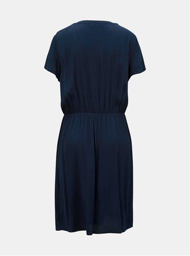 Rochie albastru inchis VILA Minna