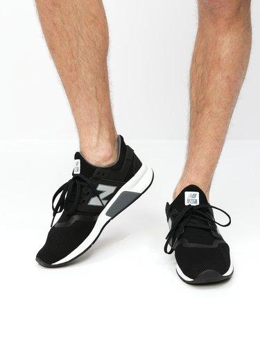 Pantofi sport barbatesti negri New Balance 247