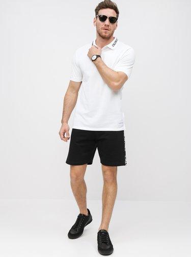 Bílé pánské polo tričko Calvin Klein Jeans