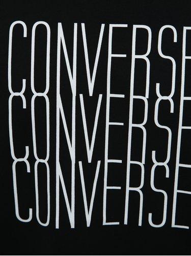 Černé pánské tričko Converse