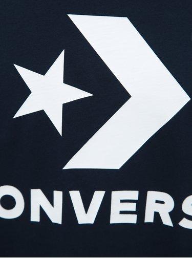 Tmavomodré pánske tričko Converse