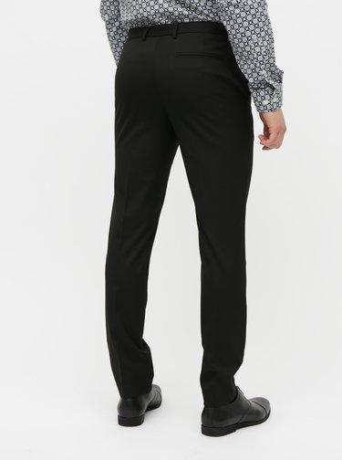 Černé super skinny fit kalhoty Burton Menswear London