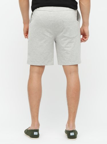 Pantaloni sport scurti gri ONLY & SONS Nathan