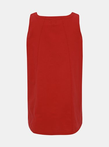 Červené šaty Zizzi