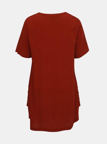 Tehlové šaty Ulla Popken