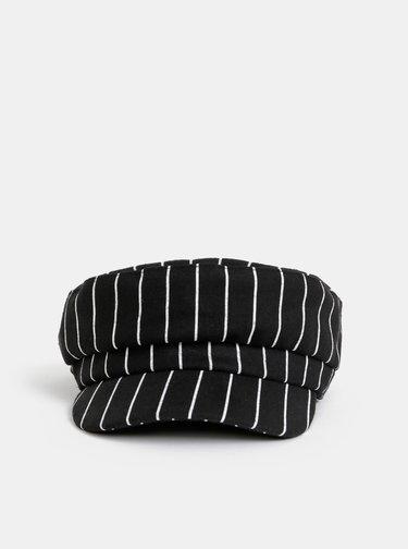 Čierna dámska kapitánska čapica Haily´s Marita