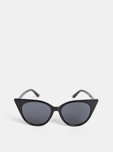 Čierne dámske slnečné okuliare Haily´s Melissa
