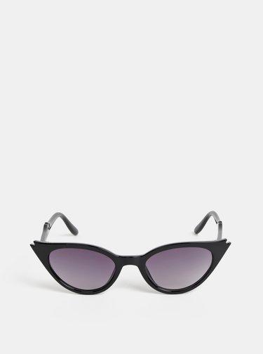 Čierne dámske slnečné okuliere Haily´s Gaily