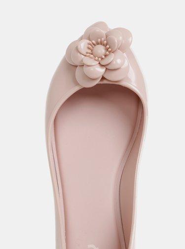 Světle růžové baleríny Zaxy New Pop Charm