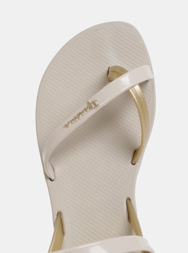Krémové sandále Ipanema Fashion Sandal
