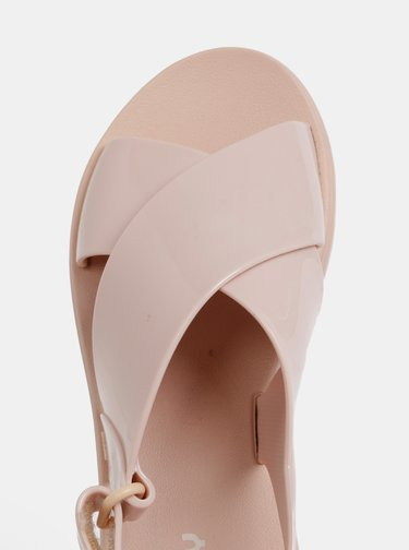 Světle růžové sandály Zaxy Talk Sand Plat