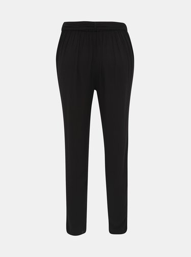 Černé dámské kalhoty M&Co Petite