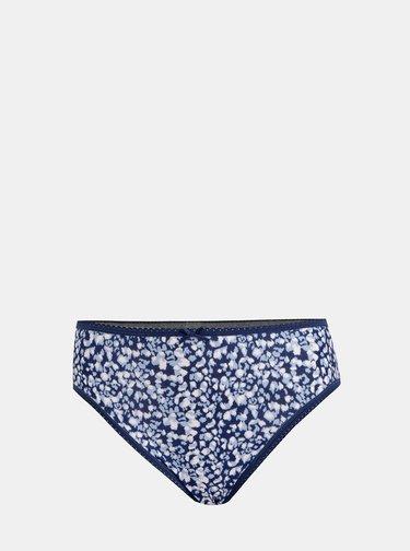 Sada piatich nohavičiek v modrej, bielej a rúžovej farve M&Co