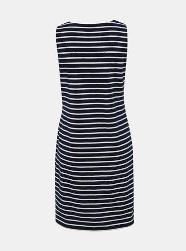 Tmavomodré pruhované šaty Tom Joule Riva