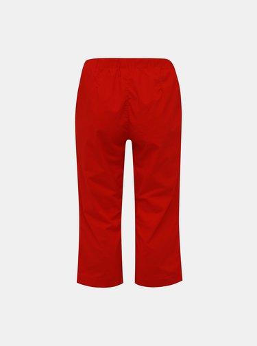 Červené 3/4 kalhoty Ulla Popken