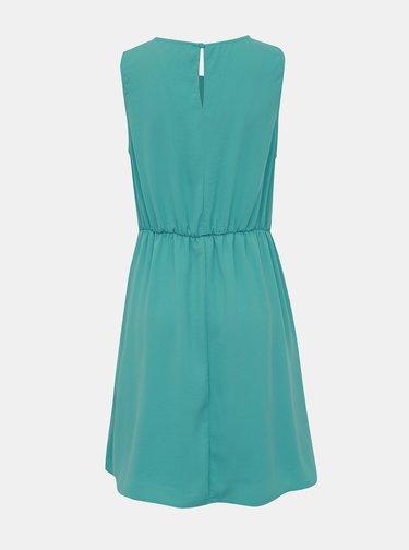 Tyrkysové šaty Apricot